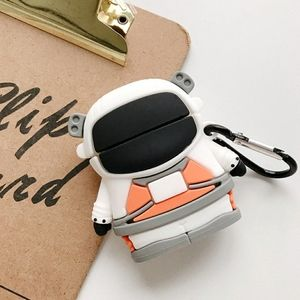 Airpods Case Astronaut Space Suit Silicone